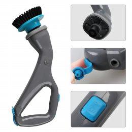 Беспроводная ручная электрическая щетка для уборки Muscle Scrubber (518)