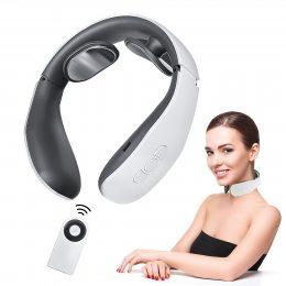 Интеллектуальный шейный массажер Intelligent cervical massage instrument KS-996-2C (60)