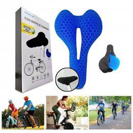 Удобное сиденье с гелевой подушкой для всех типов велосипедов (205)