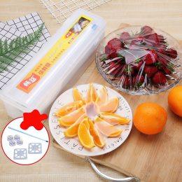 Бытовой пищевой контейнер для резки пищевой пленки, резак, слайдер-нож, автоматический резак (205)