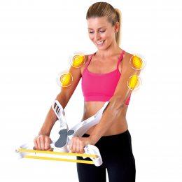 Профессиональный силовой тренажер для рук, плеч и спины Wonder Arms (205)