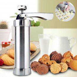 Металлический кондитерский шприц пресс Biscuits №K12-65 для печенья