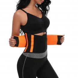 Пояс XTREME Power Belt утягивающий, для похудения и коррекции фигуры S