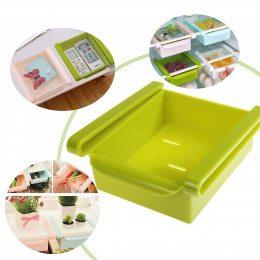 Дополнительный подвесной контейнер для холодильника и дома Refrigerator Multifunctional Зеленый