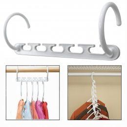 Чудо-вешалка для одежды Wonder Hanger UKC 10 вешалок на 5 отделений